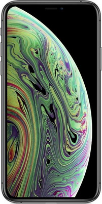 Мобильный телефон Apple iPhone Xs 64 GB Space Grey (MT9E2RU/A) apple iphone 6 silver 64 gb mg4h2ru a