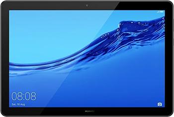 Планшет Huawei MediaPad T5 10 LTE 16 Gb черный 10 1 huawei mediapad m2 10 0 13 0mp octa core 16 гб wifi 4g lte телефон вызова планшетного пк kirin 930 3gb ram android 5 1