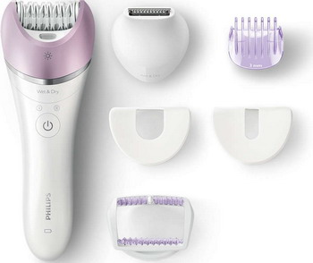 Эпилятор Philips BRE 632/00 Satinelle Advanced велосипед novatrack prime белый 16