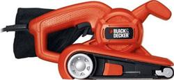 Ленточная шлифовальная машина BlackampDecker