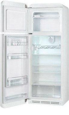 Двухкамерный холодильник Smeg FAB 30 LB1 ikf6850 ao lb1 l