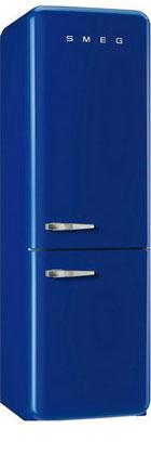 Двухкамерный холодильник Smeg FAB 32 RBLN1 двухкамерный холодильник smeg fab 32 razn1