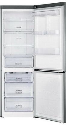 Двухкамерный холодильник Samsung RB 33 J 3420 SS холодильник samsung rb 33 j3420bc