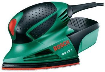 Дельтовидная шлифовальная машина Bosch PSM 100 A (06033 B 7020) комплект шнуров для диагностики авто