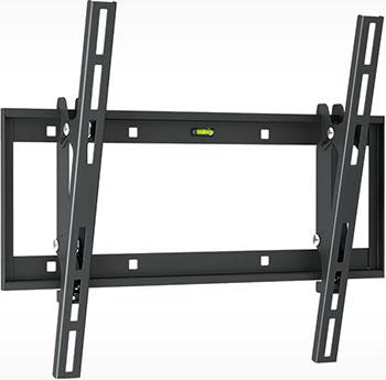 Кронштейн для телевизоров Holder LCD-T 4609 металлик (черный глянец) holder lcd t 6605 b металлик черный глянец