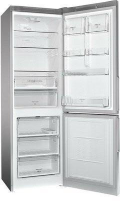 Двухкамерный холодильник Hotpoint-Ariston HF 5181 X холодильник hotpoint ariston hf 4181 x