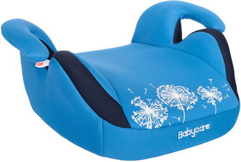 Автокресло Baby Care Баги BC-311 Люкс синее
