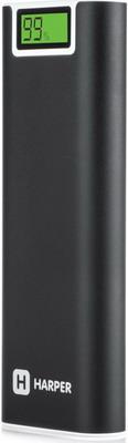 Зарядное устройство портативное универсальное Harper PB-2013 black мастер кит mt1098 портативное зарядное устройство black
