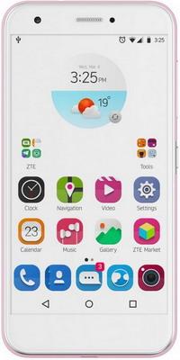 Мобильный телефон ZTE Blade Z 10 4G розовый