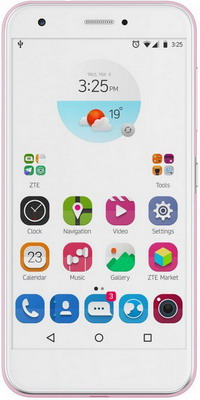 все цены на Мобильный телефон ZTE Blade Z 10 4G розовый онлайн