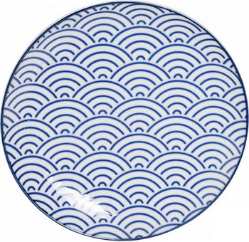 Тарелка TOKYO DESIGN NIPPON комплект из 12 шт 8519