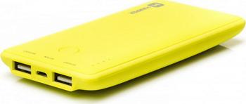 Зарядное устройство портативное универсальное Harper PB-6001 lime