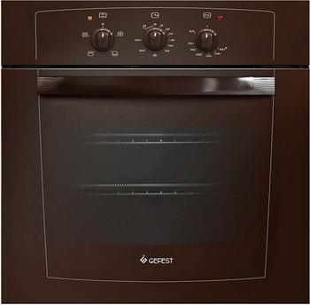 Встраиваемый газовый духовой шкаф GEFEST ДГЭ 601-01 К