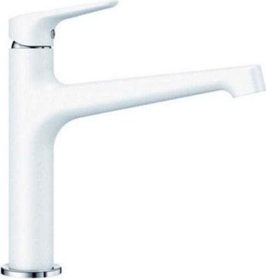 Кухонный смеситель BLANCO FELISA белый кухонный гарнитур лиана декор 220 x 130 см белый лен белый 78293 гранит