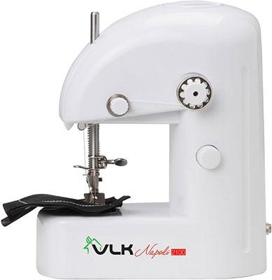 Швейная машина VLK Napoli 2100 белый электромеханическая швейная машина vlk napoli 2100