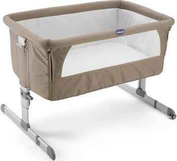 Детская кроватка Chicco Next2Me Dove Grey 07079339720000 next 2 книга 3 чужая война