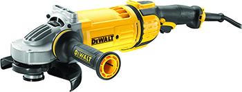 Угловая шлифовальная машина (болгарка) DeWalt DWE 4597 мультитул реноватор dewalt dwe 315 kt