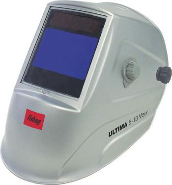 Маска FUBAG ULTIMA 5-13 VISOR cкобы fubag 1 05х1 25мм 5 7х22 0 5000шт 140131
