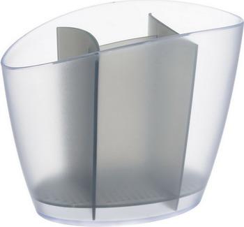Сушилка для кухонной утвари Tescoma CLEAN KIT серый 900640.43 заглушка для кухонной мойки tescoma clean kit универсальная цвет прозрачный диаметр 11 см