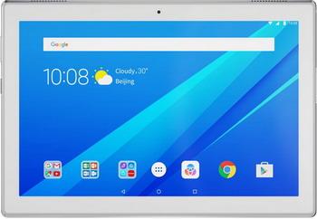 Планшет Lenovo Tab 4 TB-X 304 L 16 Gb (ZA2K 0082 RU) белый планшет планшет lenovo tab 4 tb 7504x za380087ru mediatek mt8735b 1 3 ghz 2048mb 16gb gps 3g lte wi fi bluetooth cam 7 0 1280x720 android