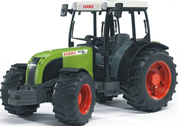 Трактор Bruder Claas Nectis 267 F 02-110 трактор bruder claas axion 950 03 012