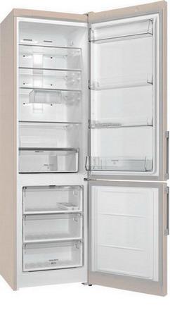 Двухкамерный холодильник Hotpoint-Ariston HFP 6200 M двухкамерный холодильник don r 297 b