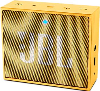 Портативная акустическая система JBL JBLGOYEL динамик jbl портативная акустическая система jbl flip 4 цвет squad