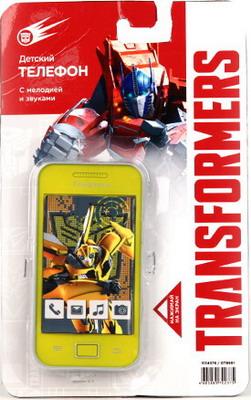 Смартфон игровой Hasbro Transformers GT 8661 смартфон игровой hasbro transformers gt 8661