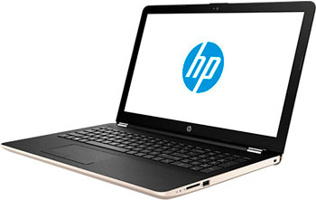 Ноутбук HP 15-bw 517 ur (2FP 11 EA) Silk Gold цена