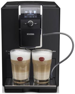 Кофемашина автоматическая Nivona NICR 841 матовый черный