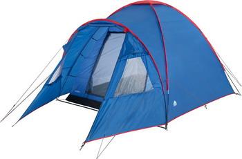 Палатка кемпинговая TREK PLANET Bolzano 4 70143 кемпинговая палатка trek planet indiana 4 70112