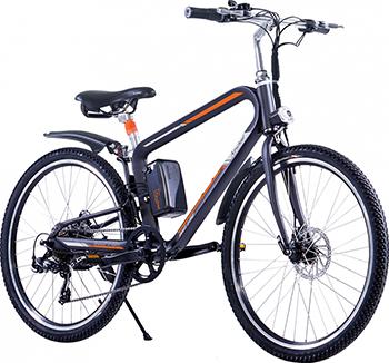 Электровелосипед Airwheel R8P-BLACK-214.6WH