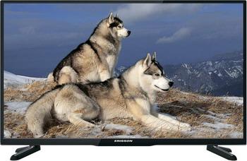 LED телевизор Erisson 32 HLE 21 T2 черный erisson 40 les 76 t2 телевизор