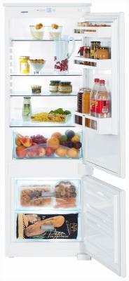 Встраиваемый двухкамерный холодильник Liebherr ICUS 2914 двухкамерный холодильник liebherr ctp 2521