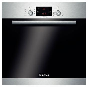 Встраиваемый электрический духовой шкаф Bosch HBA 23 S 150 R встраиваемый электрический духовой шкаф smeg sf 4120 mcn