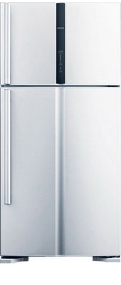 цена на Двухкамерный холодильник Hitachi R-V 662 PU3 PWH