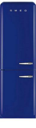 Двухкамерный холодильник Smeg FAB 32 LBLN1 двухкамерный холодильник smeg fab 32 rpn1