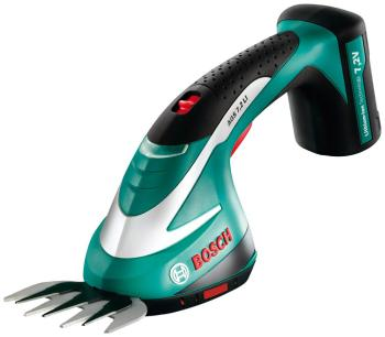 Ножницы для травы Bosch AGS 7.2 Li 0600856000 аккумулятор для газонокосилки bosch rotak 34li 37li 43li ake 30 li ahs 54 li