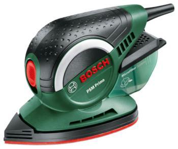 Дельтовидная шлифовальная машина Bosch PSM Primo (06033 B 8020) массажер pushi psm 49
