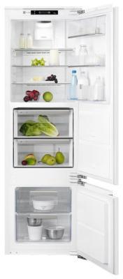 Встраиваемый двухкамерный холодильник Electrolux ENG 2693 AOW встраиваемый холодильник electrolux enn 92841 aw