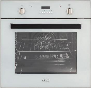 Встраиваемый электрический духовой шкаф Ricci REO-227 AE встраиваемый электрический духовой шкаф smeg sf 4920 mcb