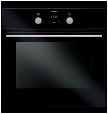 Встраиваемый электрический духовой шкаф Hansa BOES 60475 встраиваемый электрический духовой шкаф hansa boei62030030