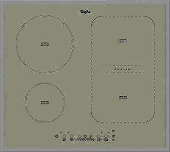 Встраиваемая электрическая варочная панель Whirlpool ACM 808/BA/S whirlpool acm 808 ba wh
