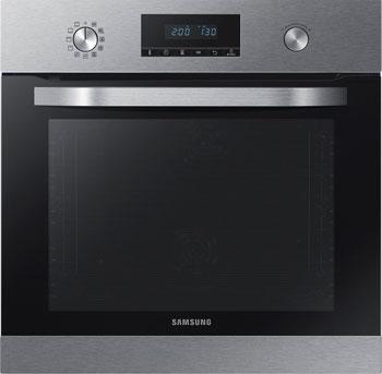 Встраиваемый электрический духовой шкаф Samsung NV 70 K 3370 BS/WT электрический духовой шкаф samsung nv75k5541rs