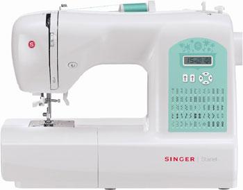Швейная машина Singer 6660 все цены