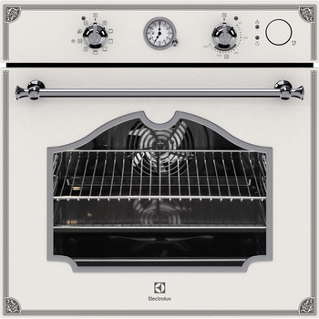 Встраиваемый электрический духовой шкаф Electrolux OPEB 2650 C духовой шкаф электрический electrolux eoa95551ax нержавеющая сталь
