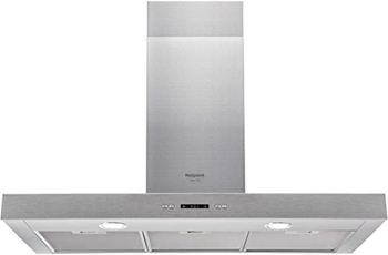 Вытяжка классическая Hotpoint-Ariston HHBS 9.7F LLI X вытяжка hotpoint ariston hhbs 9 7f lli x