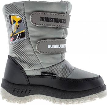 Дутики Transformers р. 33 серые 6481 C_33_222222_TS_WR цена