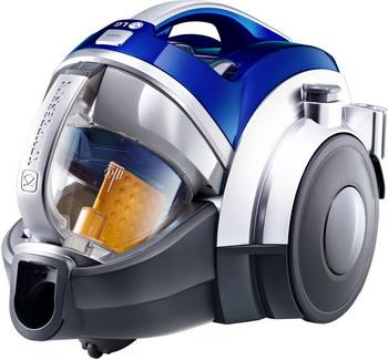 Пылесос LG V-K 89601 HQ синий пылесос lg v k69401n