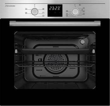 Встраиваемый электрический духовой шкаф Schaub Lorenz SLB EE 6630 inox встраиваемый электрический духовой шкаф schaub lorenz slb ev 6860